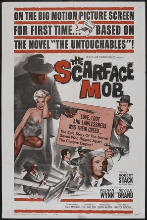 The Scarface Mob - Movie Poster (thumbnail)