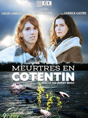 Meurtres en Cotentin - French Movie Poster (thumbnail)