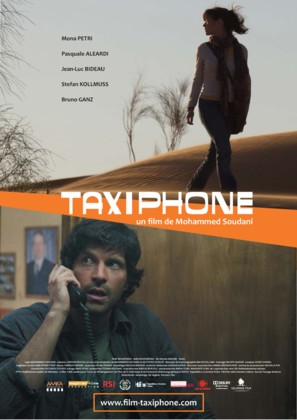 Taxiphone - Swiss Movie Poster (thumbnail)