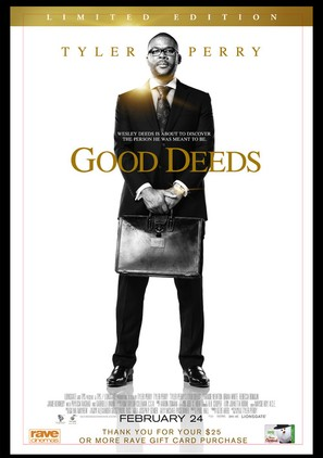Good Deeds - Movie Poster (thumbnail)
