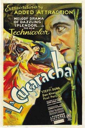 La Cucaracha - Movie Poster (thumbnail)