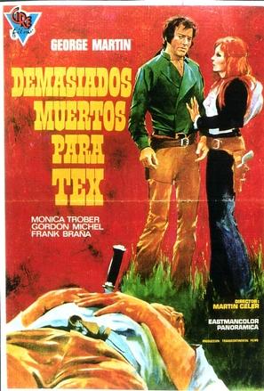 Demasiados muertos para Tex