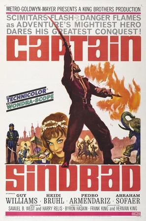 Captain Sindbad - Movie Poster (thumbnail)