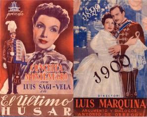 Amore di ussaro - Spanish Movie Poster (thumbnail)