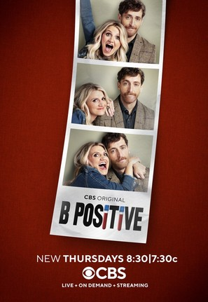 """B Positive"" - Movie Poster (thumbnail)"