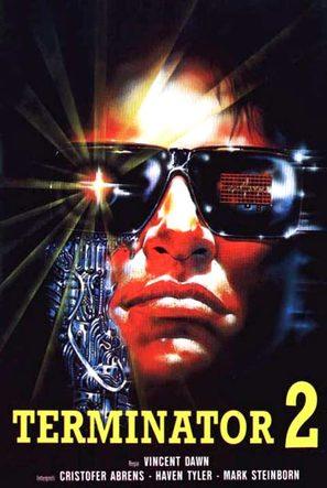 Terminator II - Italian Movie Poster (thumbnail)