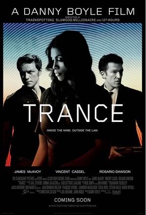 Trance - Movie Poster (thumbnail)