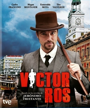 """Víctor Ros"" - Spanish Movie Poster (thumbnail)"