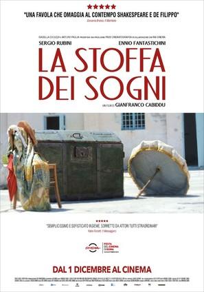La stoffa dei sogni - Italian Movie Poster (thumbnail)