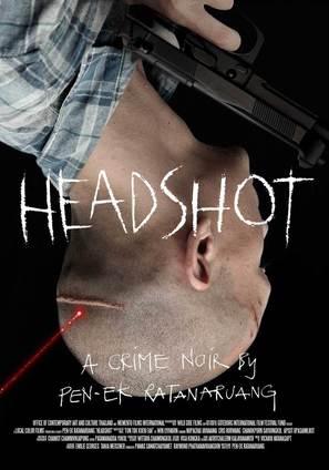 Headshot - Thai Movie Poster (thumbnail)