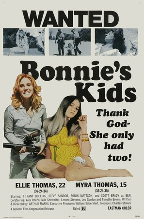 Bonnie's Kids - Movie Poster (thumbnail)