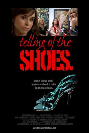 Telling of the Shoes - Movie Cover (thumbnail)