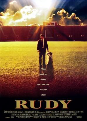 Rudy - Movie Poster (thumbnail)