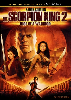 The Scorpion King: Rise of a Warrior - Movie Cover (thumbnail)