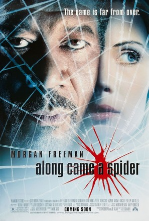 Along Came a Spider - Movie Poster (thumbnail)