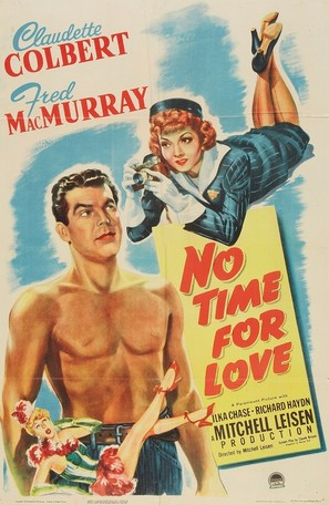 No Time for Love - Movie Poster (thumbnail)