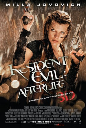 Resident Evil: Afterlife - Movie Poster (thumbnail)