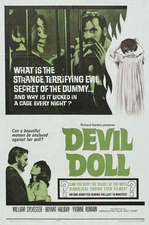 Devil Doll - Movie Poster (thumbnail)