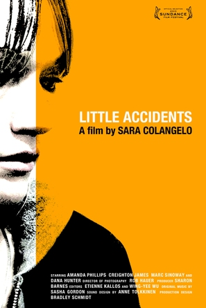 Little Accidents - Movie Poster (thumbnail)
