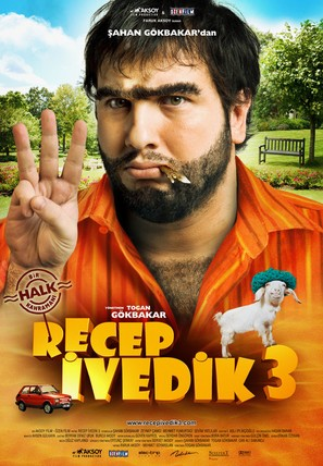 Recep Ivedik 3 - Turkish Movie Poster (thumbnail)
