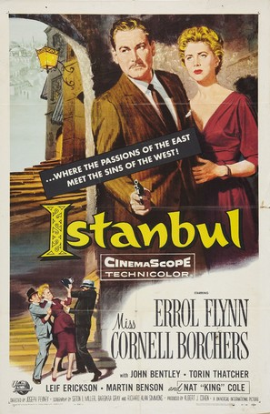 Istanbul - Movie Poster (thumbnail)