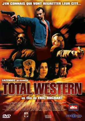 Total western - French Movie Cover (thumbnail)