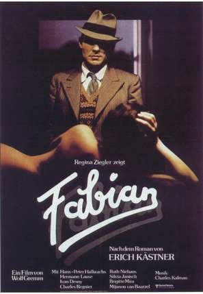 Fabian - German Movie Poster (thumbnail)
