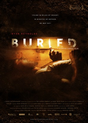 Buried - Movie Poster (thumbnail)