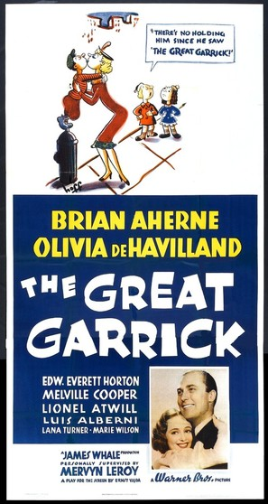 The Great Garrick - Movie Poster (thumbnail)