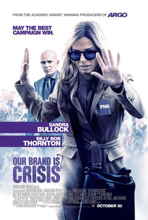 Our Brand Is Crisis - Movie Poster (thumbnail)
