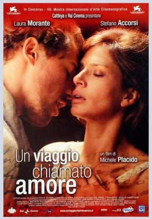 Un viaggio chiamato amore - Italian Movie Poster (thumbnail)