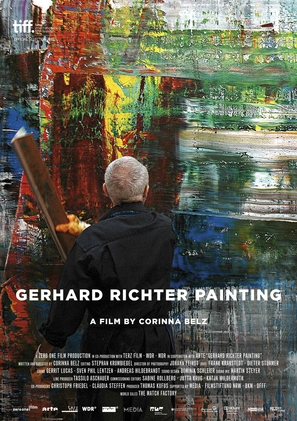 Gerhard Richter - Painting - German Movie Poster (thumbnail)