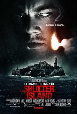 Shutter Island - Movie Poster (thumbnail)