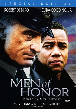 Men Of Honor - DVD movie cover (thumbnail)