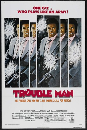 Trouble Man - Movie Poster (thumbnail)