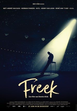 Freek - Dutch Movie Poster (thumbnail)