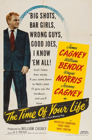 The Time of Your Life - Movie Poster (thumbnail)