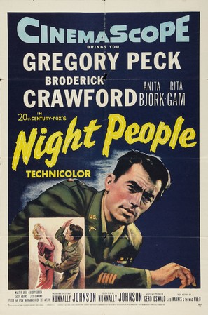 Night People - Movie Poster (thumbnail)