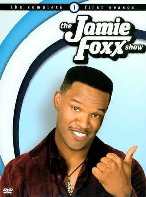 """The Jamie Foxx Show"" - DVD cover (thumbnail)"