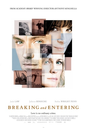 Breaking and Entering - Movie Poster (thumbnail)