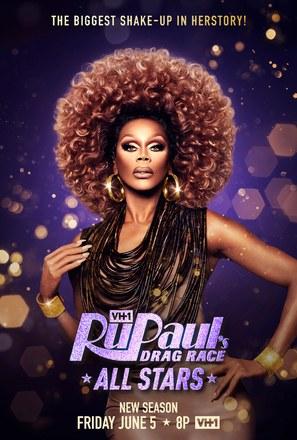 """RuPaul's All Stars Drag Race"""