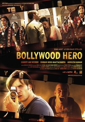Bollywood Hero - Dutch Movie Poster (thumbnail)