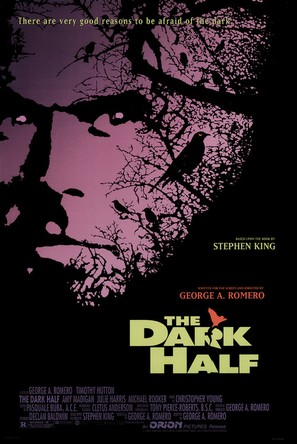 The Dark Half - Movie Poster (thumbnail)