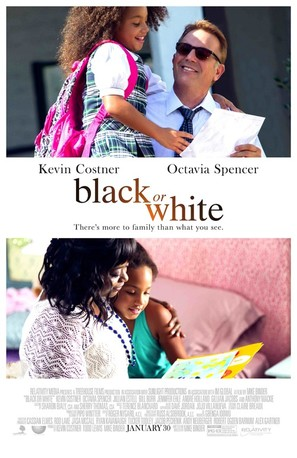 Black or White - Movie Poster (thumbnail)