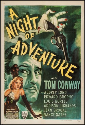 A Night of Adventure - Movie Poster (thumbnail)