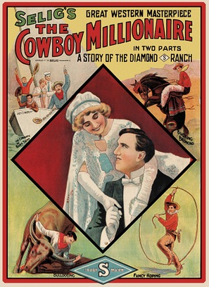 The Cowboy Millionaire - Movie Poster (thumbnail)