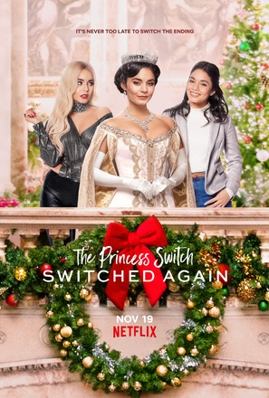 The Princess Switch: Switched Again - Movie Poster (thumbnail)