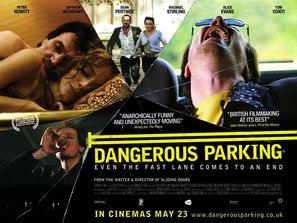 Dangerous Parking - British poster (thumbnail)