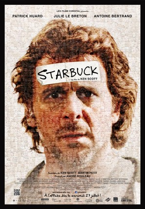 Starbuck - Canadian Movie Poster (thumbnail)