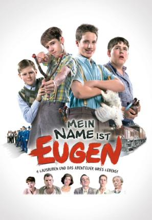 Mein Name Ist Eugen - Swiss Movie Poster (thumbnail)